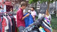 Lille : une braderie solidaire pour les étudiants