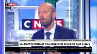 """Stanislas Guerini : """"Il faut sortir de la logique du """"tout urgences"""""""""""