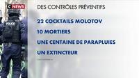 Tension à Nantes pour l'acte 44 des gilets jaunes