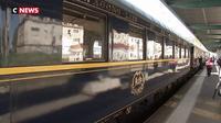 L'Orient Express fait escale à Lyon pour les journées du patrimoine