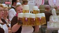 Coup d'envoi de l'Oktoberfest 2019 à Munich