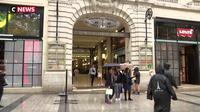 Manifestations : les commerçants parisiens en colère