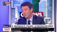 Benjamin Griveaux : « Le but du maire de Paris ce n'est pas de rester sur un fauteuil »