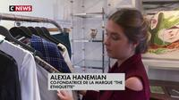 Des vêtements de luxe éco-responsables