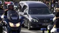 Hommage à Jacques Chirac : le parcours du cortège funéraire