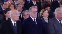 Hommage à Jacques Chirac : une messe en présence de nombreuses personnalités politiques