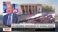 Jean-Luc Barré :«Jacques Chirac doutait profondément de lui-même»
