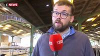 Incendie de l'usine Lubrizol à Rouen : les agriculteurs inquiets