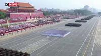 Pékin : les images impressionnantes du défilé pour les 70 ans du régime communiste chinois