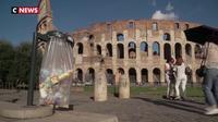 Rome : bouteilles en plastique contre tickets de métro