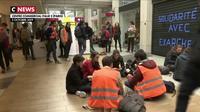 Paris : climat, gilets jaunes... les militants font front