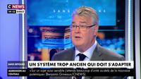Jean-Paul Delevoye : «Notre système actuel est totalement injuste»