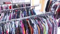 Les vêtements recyclés séduisent de plus en plus les Français