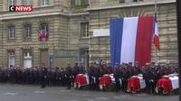 Attaque à la préfecture de police de Paris : les collègues et syndicats réagissent