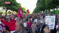 Homme d'affaires controversé ou théoricien du droit : la Tunisie choisit son président ce dimanche