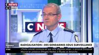 Radicalisation : «Une vingtaine de gendarmes écartés depuis 2013»