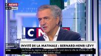 Bernard-Henri Lévy : «la parole américaine ne vaut plus un clou dans cette région du monde»