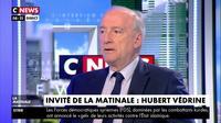 Hubert Védrine : «Je pense que la priorité absolue est de bloquer l'islamisme»
