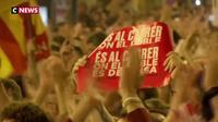Catalogne : troisième nuit d'affrontements