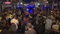 Une nuit calme à Barcelone après les affrontements de la veille