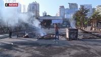 Liban : déjà cinq jours de mobilisation