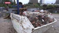 Décharges sauvages : la reprise des déchets de chantier triés bientôt «gratuite»