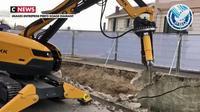 Lubrizol : la décontamination a commencé à Rouen
