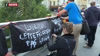 Incendie de l'usine Lubrizol à Rouen : les habitants résignés