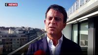 Un référendum sur l'indépendance de la Catalogne n'est «pas négociable», selon Manuel Valls