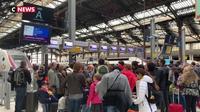 SNCF : l'axe Atlantique perturbé, les raisons de la grève sauvage