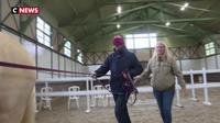 Des cours d'équitation pour former les managers
