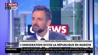 Immigration : Florian Bachelier ne veut pas «choisir entre fermeté et humanité»