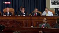 Destitution de Trump : un témoin clé enfonce le clou au Congrès