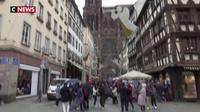 Un an après l'attentat, le marché de Noël de Strasbourg se prépare