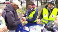 Lille : les premières maraudes s'organisent pour venir en aide aux sans-abri
