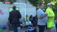 Les gilets jaunes innovent et s'organisent à Montceau-les-Mines