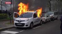 1 an des Gilets jaunes : scènes de chaos à Paris