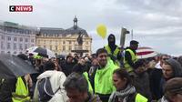Des rassemblements Gilets jaunes dans toute la France
