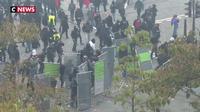 Gilets jaunes : Interdire les manifestations dans les zones de chantiers ?