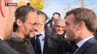 Amiens : Emmanuel Macron s'offre un bain de foule