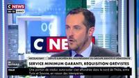 Nicolas Bay : « Les méthodes utilisées par les syndicats exaspèrent les Français »