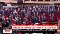 L'Assemblée nationale et le Sénat rendent hommage aux 13 soldats décédés au Mali