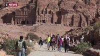 Pétra, en Jordanie, a franchi la barre du million de visiteurs pour l'année 2019