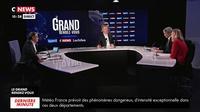 Adrien Quatennens estime que les Français «ont intérêt à ce que le mouvement social réussisse»