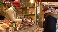 Le marché de Noël de Lille fête ses 30 ans
