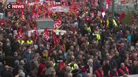 Grève : l'inter-syndicale appelle à une nouvelle journée de mobilisation mardi