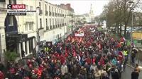 Réforme des retraites : des militants mobilisés dans toute la France