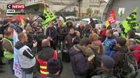 Retraites : la colère des cheminots après le discours d'Edouard Philippe