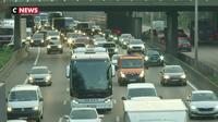 Les automobilistes excédés par les bouchons sur l'A1