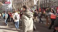 Retraites : les manifestants ne lâchent rien dans les grandes villes de France